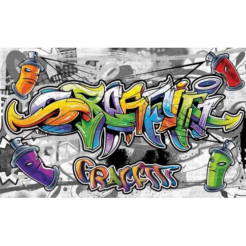 Arta stradala Graffiti - fototapet