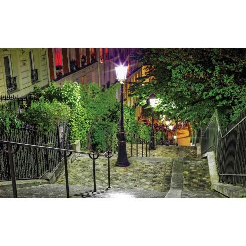 O străduță din Paris - fototapet