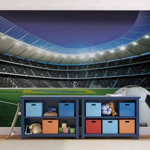 Stadionul de fotbal - fototapet