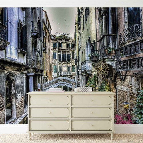 Călătorie în Veneția – fototapet