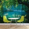 Cascada tropicală - fototapet