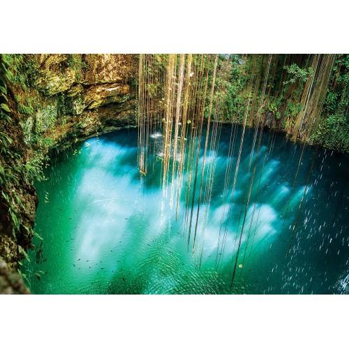 Peștera, lacul Grotto - fototapet