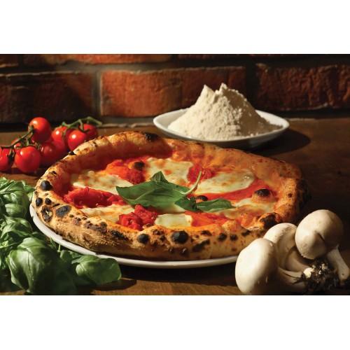 Fototapet bucătărie pizza italiană