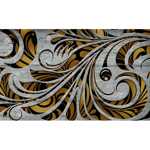 Decor modern abstract - fototapet