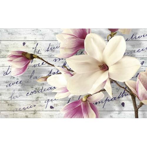 Mesajul florilor - fototapet