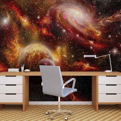 Planetele din cosmos I - fototapet