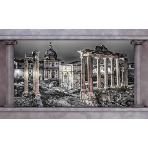 Ruinele Romei - fototapet