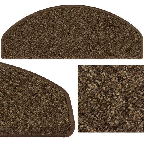 Covorase scari Rustic, maro inchis, 64x24x4 cm
