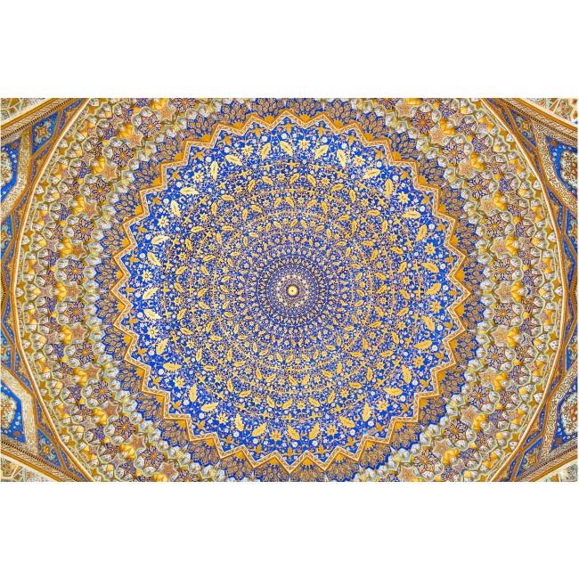 Domul din moschee - fototapet vlies