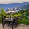 Faneata Alpina. Styria - fototapet vlies