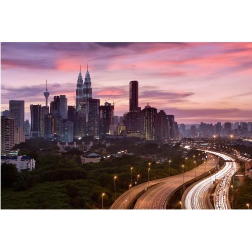 Kuala Lumpur - fototapet vlies