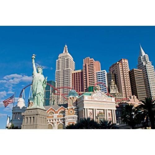 Las Vegas - fototapet vlies