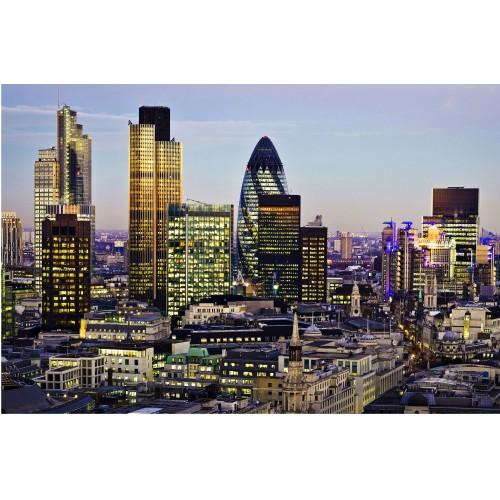 Londra - fototapet vlies
