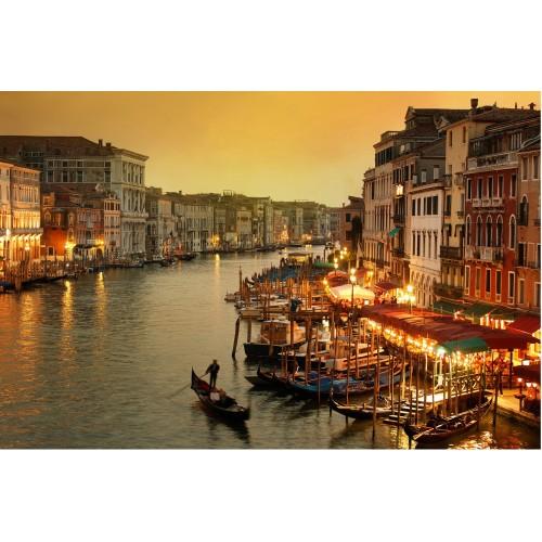 Marele canal al Venetiei - fototapet vlies