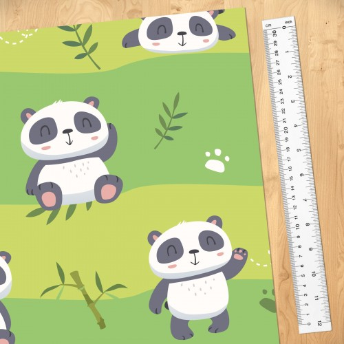 Panda - fototapet copii vlies