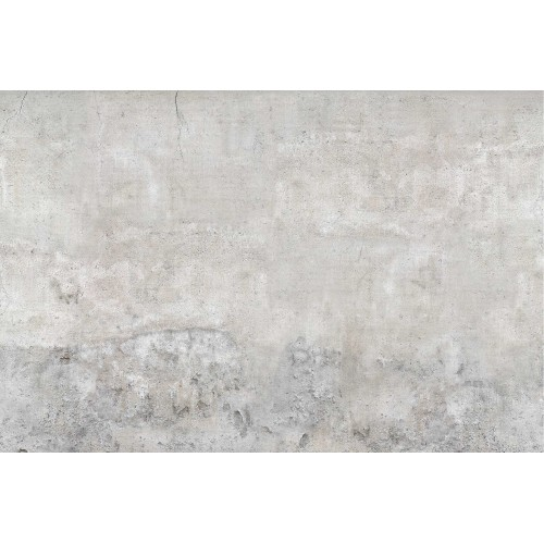 Perete cu aspect de beton - fototapet vlies