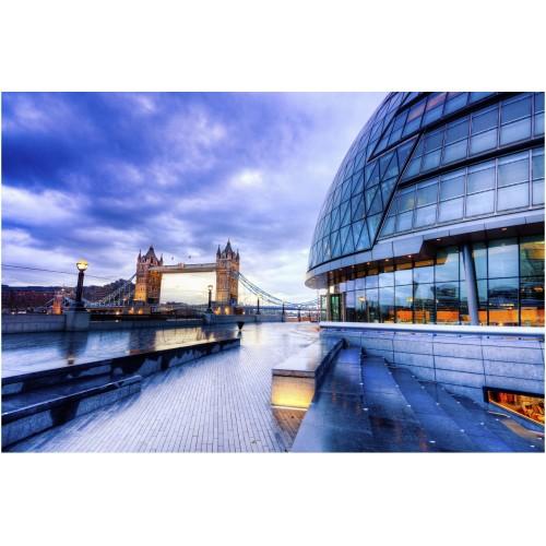 Primaria londoneza - fototapet vlies