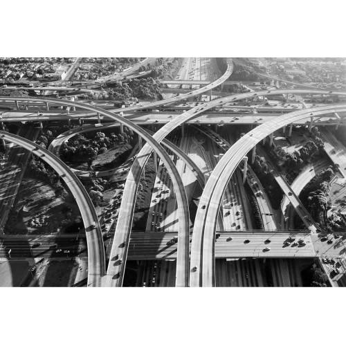 Rush Hour - fototapet vlies