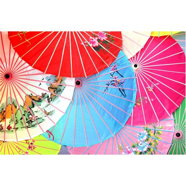 Umbrelele chinezesti - fototapet vlies