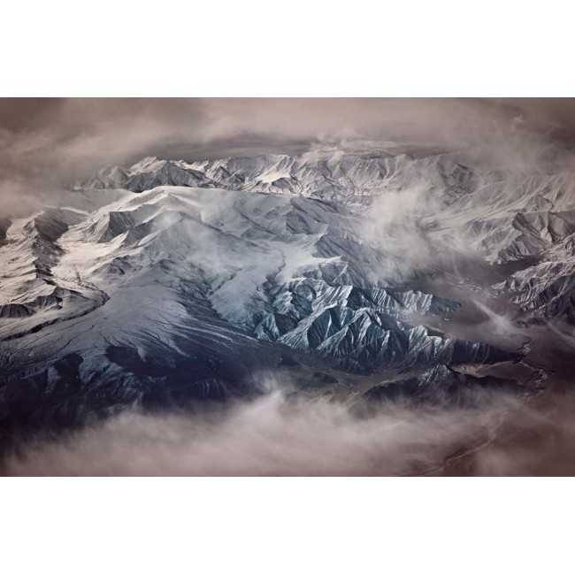 Platoul Tibet - fototapet vlies