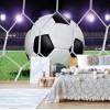 Fototapet panoramic Minge fotbal 155