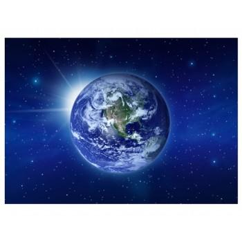 Fototapet cosmos Pământul