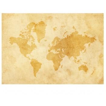 Fototapet Harta lumii antica