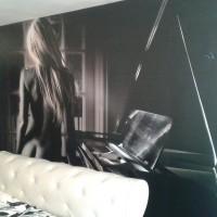 Fototapet: Femeie la pian