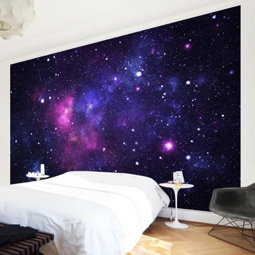 Galaxia - fototapet vlies