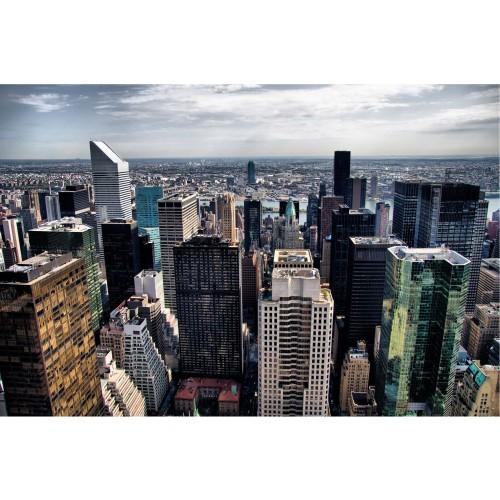 In centrul New York-ului - fototapet vlies