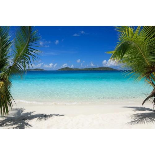 Maldive - fototapet vlies