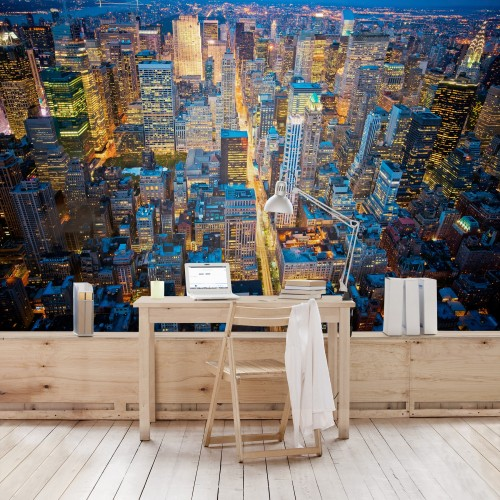Midtown Manhattan - fototapet vlies