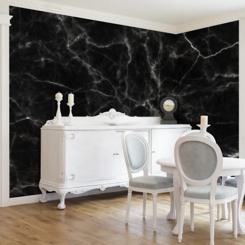 Nero Carrara - fototapet vlies