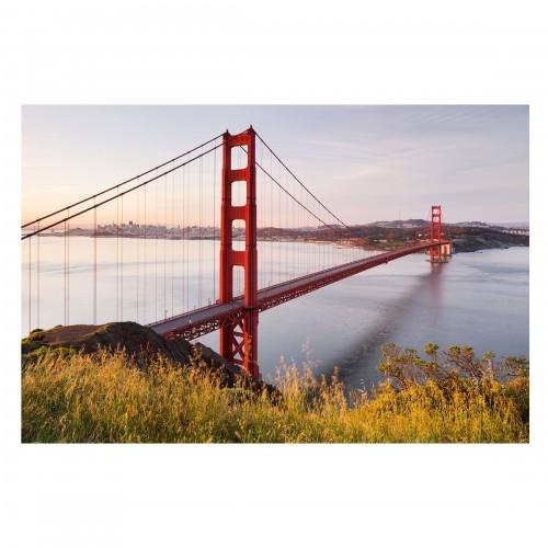 Podul Golden Gate din San Francisco - fototapet vlies