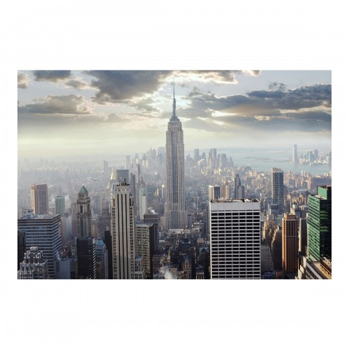 Rasaritul in Manhattan - fototapet vlies