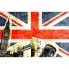 Aceasta este Londra! - fototapet vlies