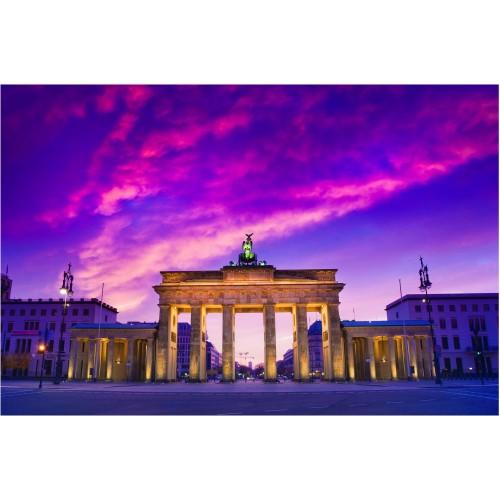 Acesta este Berlin! - fototapet vlies