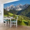 Alpii italieni - fototapet vlies