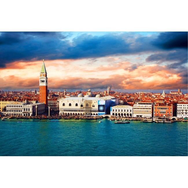 Amurg in Venetia - fototapet vlies
