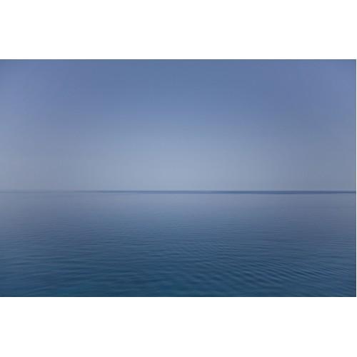 Calmul oceanului - fototapet vlies