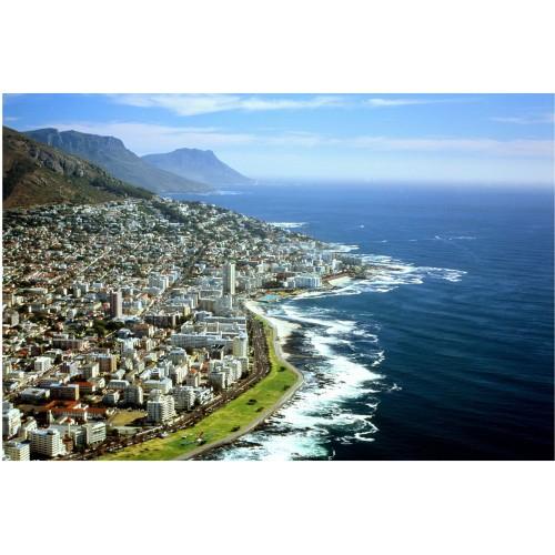 Cape town - fototapet vlies
