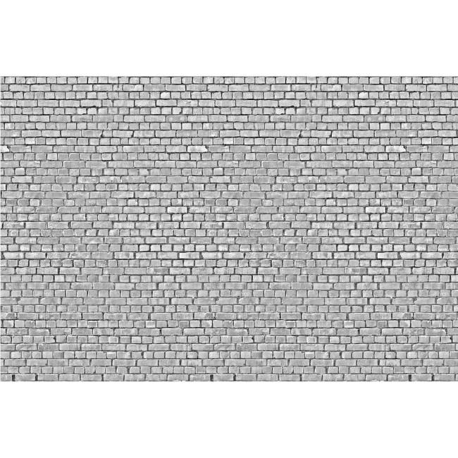 Caramida gri - fototapet vlies