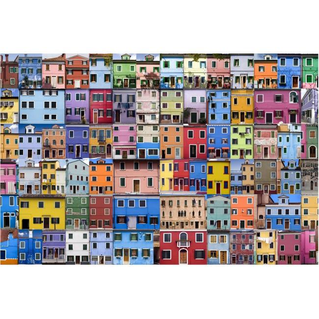 Casele din Venetia - fototapet vlies