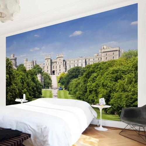 Castelul Windsor - fototapet vlies