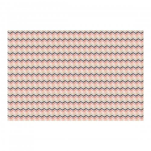 Linii in zig zag - fototapet vlies