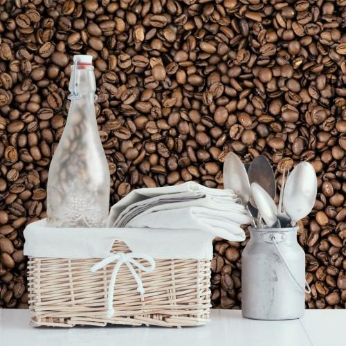 Fototapet bucătărie - Marea de cafea