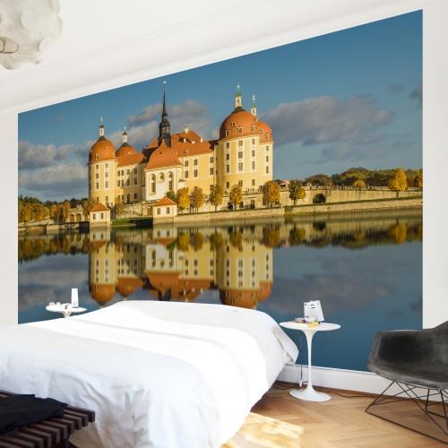 Moritzburg - fototapet vlies