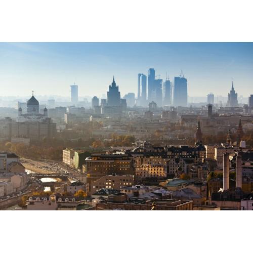 Moscova - fototapet vlies