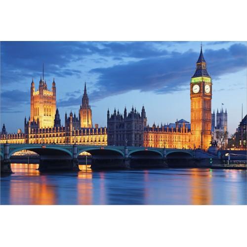 Noaptea in Londra - fototapet vlies