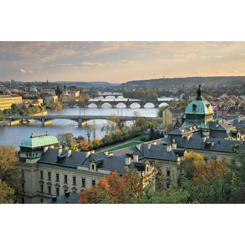 Praga - fototapet vlies